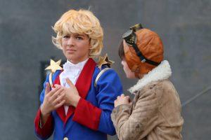 Read more about the article Der kleine Prinz macht großes Tanztheater